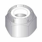 1/2-20 Nylon Insert Locknut - 18-8 Stainless Steel Pkg Of 5