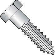 3/8 X 3 Hex Lag Screw - Steel - Zinc - Pkg of 10