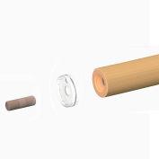 "Arké Phoenix Additional Stair Handrail 47"" simulated wood"