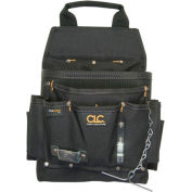 CLC 5505 12-Pocket Professional Electrician's Tool Pouch