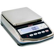 """Rice Lake TS-Series Tuning Fork Stainless Steel Balance 620g x 0.01g 5-1/2"""" Diameter Platform"""