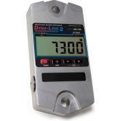 MSI Dyna-Link 2 2,500lb x 1lb Wireless Digital Crane Dynamometer + RF Capability W/MSI-8000