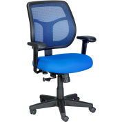 Eurotech Apollo Task Chair - Blue Fabric / Mesh