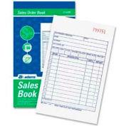 "Adams® Sales Order Book, 3-Part, Carbonless, 4-3/16"" X 7-3/16"", 50 Sets/Pad"