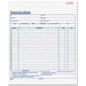 "Adams® Purchase Order Book, 3-Part, Carbonless, 8-3/8"" x 10-11/16"", 50 Sets/Pad"