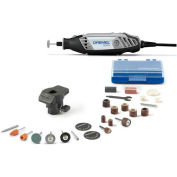 Dremel® 3000-1/24 3000-Series Variable Speed Rotary Tool Kit w/ 1 Attachment & 24 Accessories