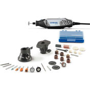 Dremel® 3000-2/28 3000-Series Variable Speed Rotary Tool Kit w/ 2 Attachments & 28 Accessories