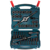 BOSCH® Tap & Die Set, B44717, Black Oxide, 40-Piece