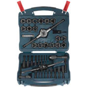 BOSCH® Tap & Die Set, B44718, Black Oxide, 40-Piece