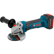 BOSCH® CAG180B, 18V 4-1/2 Inch Angle Grinder, Tool Only