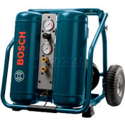 "BOSCH® CET4-20W, Compressor, 4 Gallon Angled Tank 2 HP (""Wheeled Twin"")"