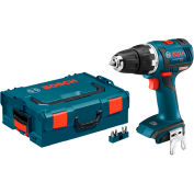 BOSCH® 2-Tool Kit W/Compact Tough™Drill Driver Impact Driver W/Slimpack Batt
