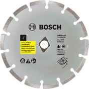 "BOSCH® Std Segmented Rim-Universal Rough Cut, 4""Dia, 7/8"", 5/8"" Arbor Sz - Pkg Qty 5"