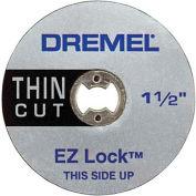 "Dremel® EZ409 1 1/2"" EZ Lock Thin Cut for Dremel® Rotary Tools - Pkg Qty 2"