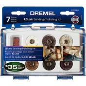 Dremel® EZ684-01 EZ Lock Sanding/Polishing Kit for Dremel® Rotary Tools - Pkg Qty 4