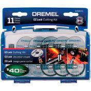 Dremel® EZ688-01 EZ Lock Cutting Kit for Dremel® Rotary Tools - Pkg Qty 4