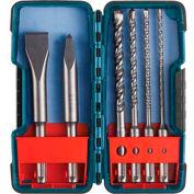 "BOSCH® SDS-Plus® Bulldog™xtreme Rotary Hammer Bit, 3/8""Dia x 4""Lx6""L"