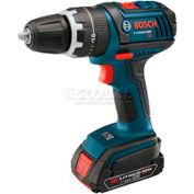 BOSCH® HDS181-03, 18V Compact Tough Hammer Drill Driver W/Batt.