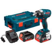 BOSCH® Brushless Compact Tough™ Hammer Drill Driver W/Fatpack Batt & L-Boxx 2