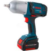 BOSCH HTH181-01, 18V High Torque Impact Wrench W/Pin Detent W/Batt.