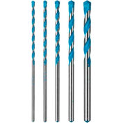 "BOSCH® Impact Tough™ P2 Power Screwdriver Bit, 1-15/16""L, 1/4""Shank, 1/Pk - Pkg Qty 5"