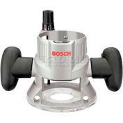 "BOSCH® Fixed Router Base, MRF01, 1-5/8"" Plunge Depth, 3-3/4"" Base Opening"