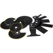 "BOSCH® Multi-Tool Plunge Cut Blade, 1-1/4""x1-5/8"", 1-1/4"" Blade, 10/Pk, HCS"