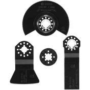 "BOSCH® Multi-Tool Carbide Tooth Plunge Cut Blade, 1-1/4"" Blade, 10/Pk, Carbide Metal"