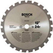 """BOSCH® 20mm Rescue Circular Saw Blade, PRO1224RES20, 12"""", 24 Tooth"""