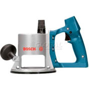 """BOSCH® D-Handle Fixed Router Base, RA1162, 10 Ft Cord, 3-3/4"""" Base Opening"""