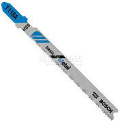 "BOSCH® 3"" Metal Cutting T-Shank Jigsaw Blade, T118A, 24 TPI, 5-Pack - Pkg Qty 5"