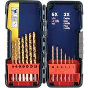 "BOSCH® P1 Screwdriver Bits, 2""L, 1/4""Shank - Pkg Qty 5"