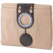 BOSCH® Airsweep Paper Vacuum Dust Bags, VAC013, Brown, 5-Pack