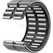 IKO Double Row Machined Type Needle Roller Bearing METRIC Double Sealed, 72mm Bore, 90mm OD