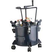 California Air Tools Pressure Pot 365B, 80 Max PSI, 5 Gallon Tank