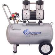 California Air Tools CAT-15020C,2 HP,Portable Compressor,15 Gal,Horiz.,150 PSI,5.3 CFM,1-Phase 110V