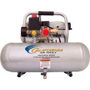 California Air Tools CAT-2010ALFC, Portable Electric Air Compressor, 2 HP, 2 Gallon, Hot Dog, 3 CFM
