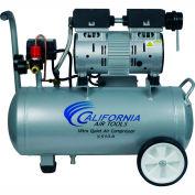 California Air Tools CAT-5510A,1 HP,Portable Compressor,5.5 Gal,Horiz.,120 PSI,2.2 CFM,1-Phase 110V