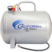 California Air Tools CAT-AUX10, 10 Gallon Portable Steel Air Tank, Horizontal