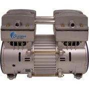 California Air Tools MP100LF Industrial 1 HP Ultra Quiet & Oil-Free Air Compressor Motor