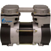 California Air Tools MP120LF Industrial 1.2 HP Ultra Quiet & Oil-Free Air Compressor Motor