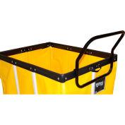 Basket Truck Handle, Fits Royal Basket Vinyl and Canvas Basket Trucks