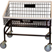 Wire Cart, Large, Tapered, No Hanger