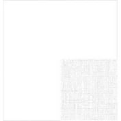 """Gift Wrap Paper, White Linen, Embossed, 100'L X 24""""W"""