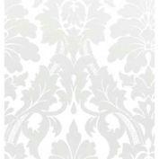 "Gift Wrap Paper, Gothic Flourish, Pearl/White, 833'L X 24""W"