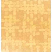 """Gift Wrap Paper, Warm Gold Spun Sheen, Embossed Foil, 833'L X 24""""W"""