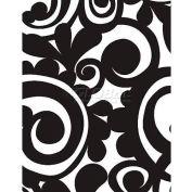 "Gift Wrap Paper, Bold Scroll, 833'L X 24""W"