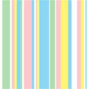 """Gift Wrap Paper, Baby Stripes, 833'L X 30""""W"""
