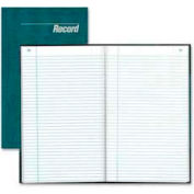 "Rediform® Record Book, Record Ruled, 7-1/4"" x 12-1/4"", Granite Cover, 150 Pages/Pad"