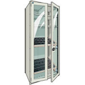 """Shelving for Taper 40 - 36""""Wx24""""Dx87""""H Beige"""